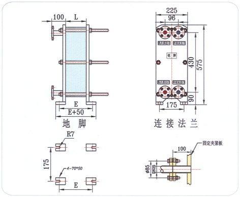 BR0.05板shi换热器