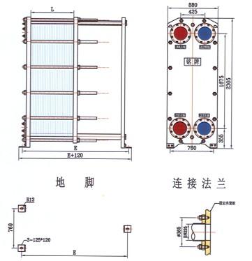 BR1.0板式换热器